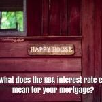What does the RBA interest rate cut mean for your mortgage